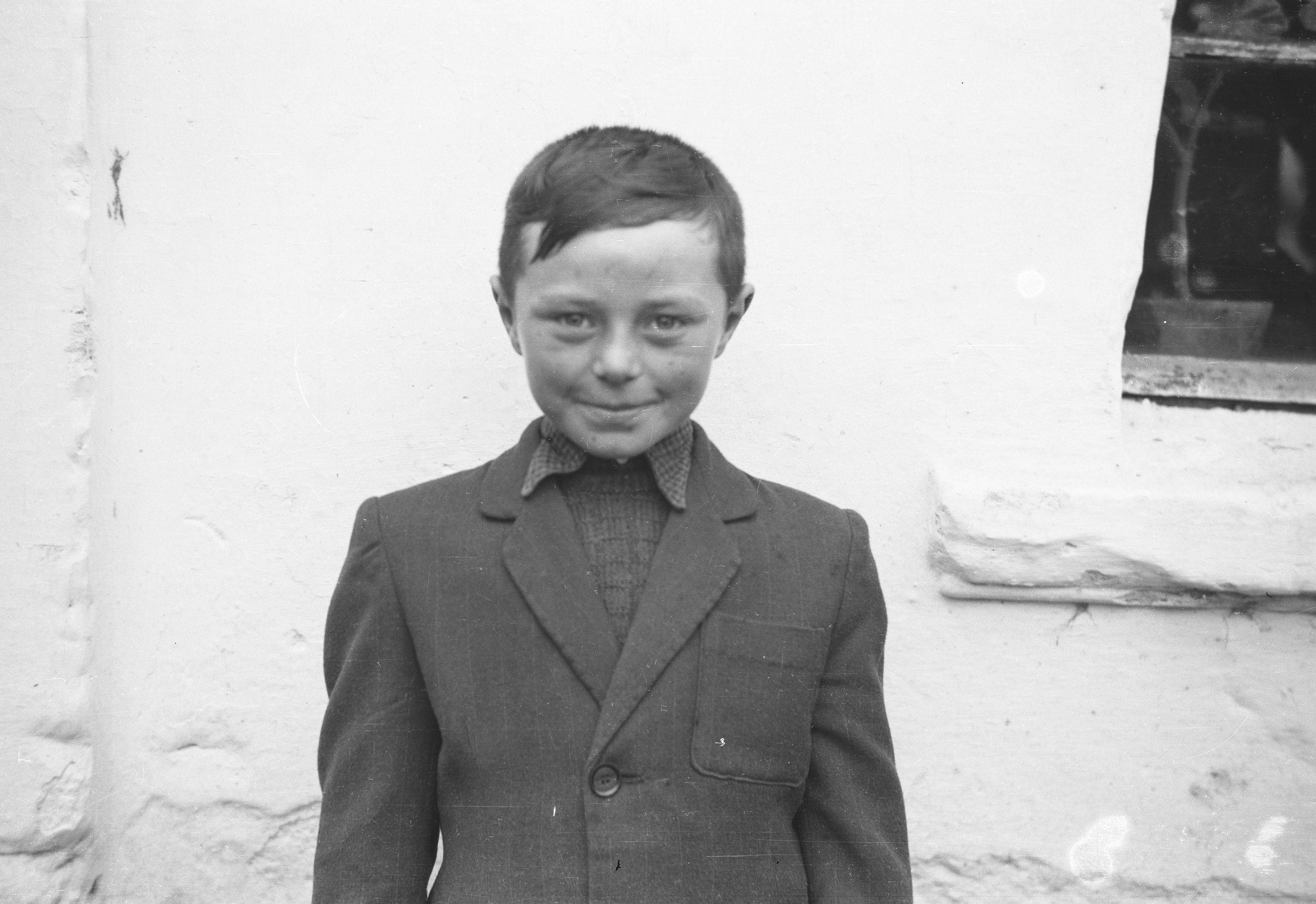 Antek Piestrak, Brzózka, Dolny Śląsk, lata 50. XX .