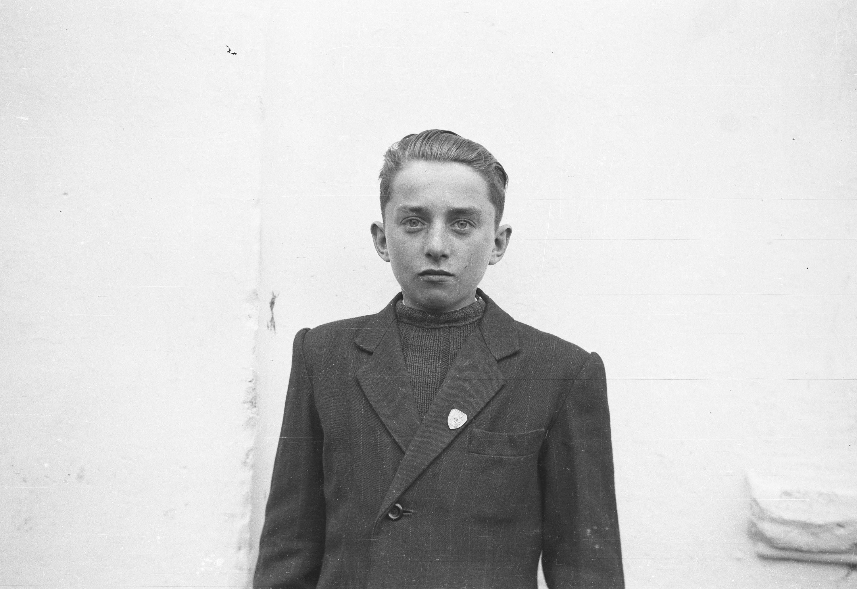 Janek Jurczak, Brzózka, Dolny Śląsk, lata 50. XX w.