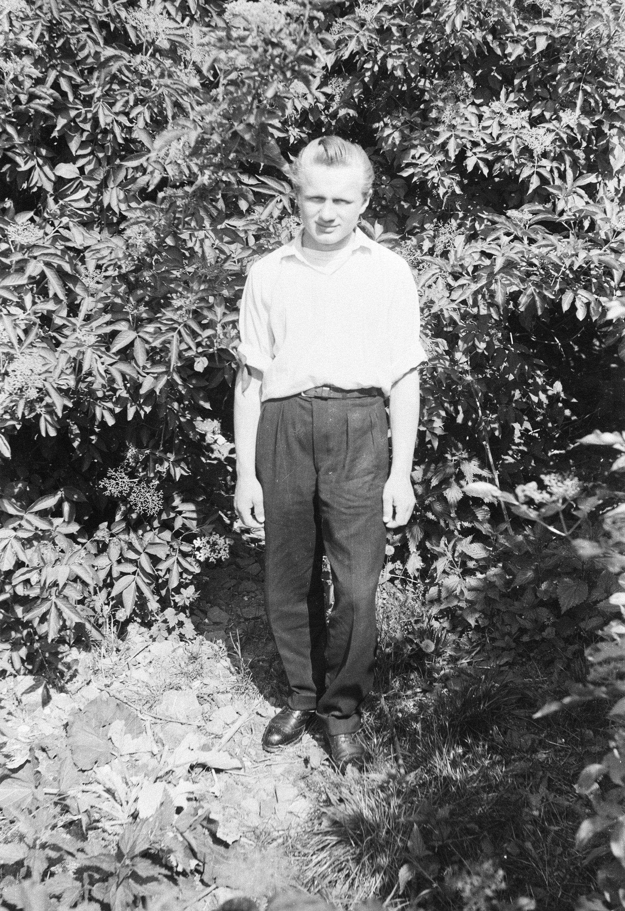 Władek, Rudawa, Dolny Śląsk, lata 50. XX w.