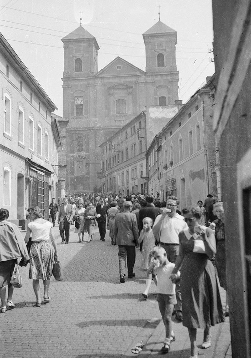 Dolny Śląsk, 2. poł. XX w.