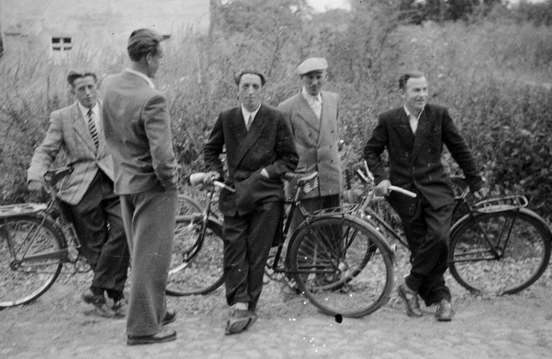 Spotkanie Kresowiaków z Sąsiadowic, Strupina, Dolny Śląsk, lata 50. XX w.