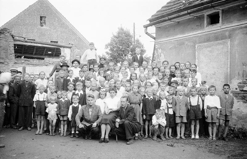 Zdjęcie grupowe, Dolny Śląsk, 2. poł. XX w.