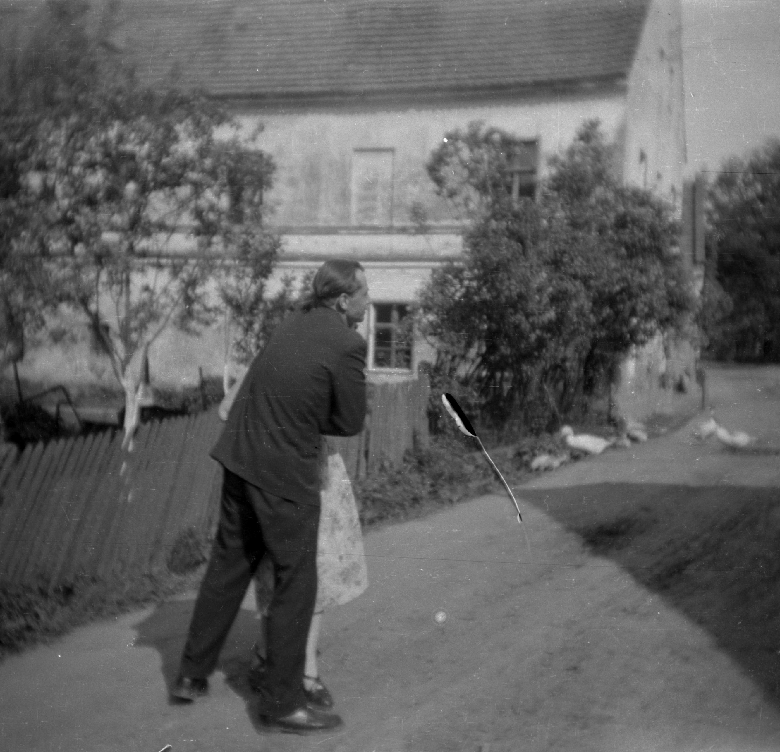 Para na drodze, Dolny Śląsk, 2. poł. XX w.