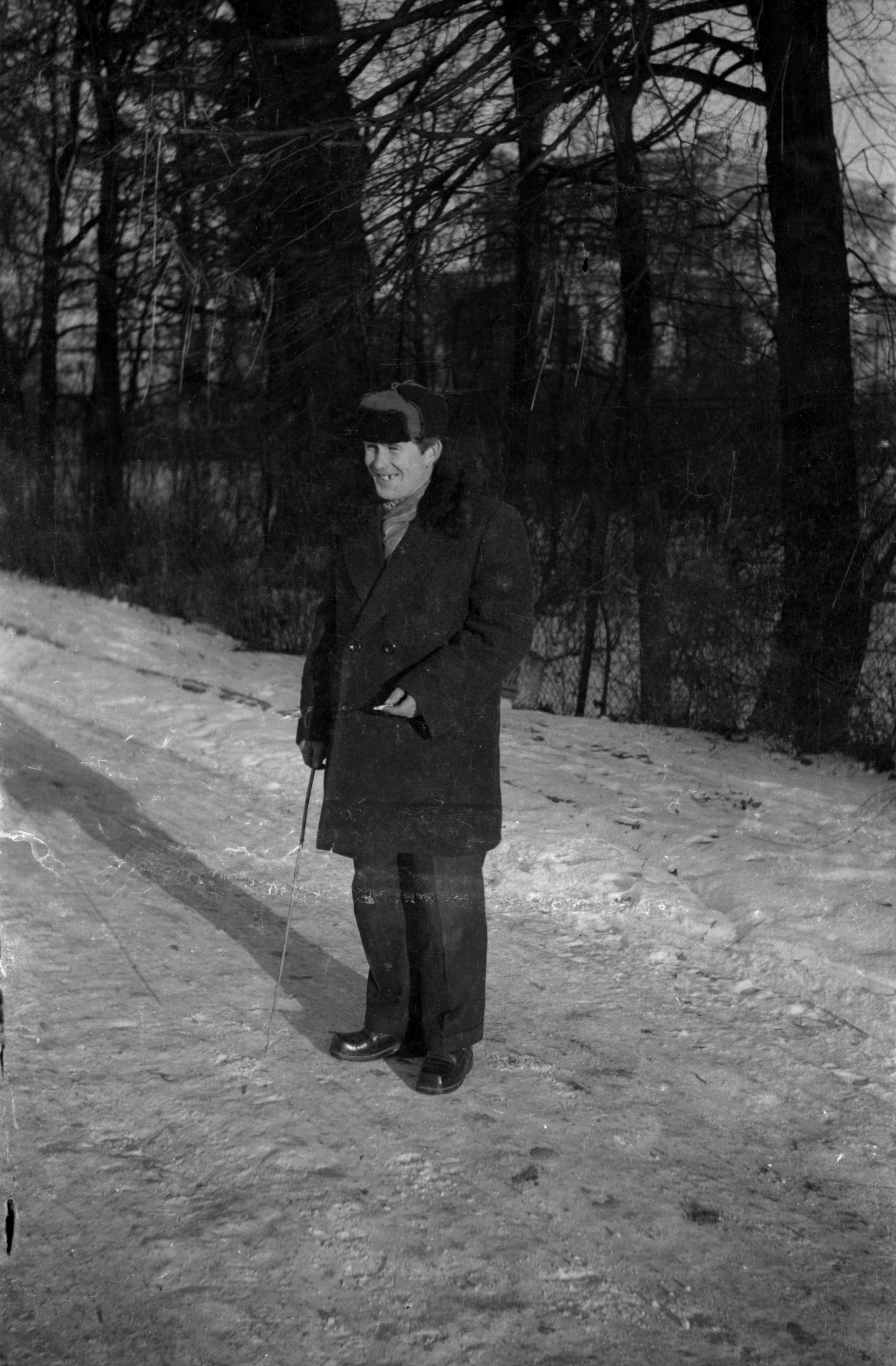 Józef Morciejewski, Brzózka, Dolny Śląsk, lata 50. XX w.