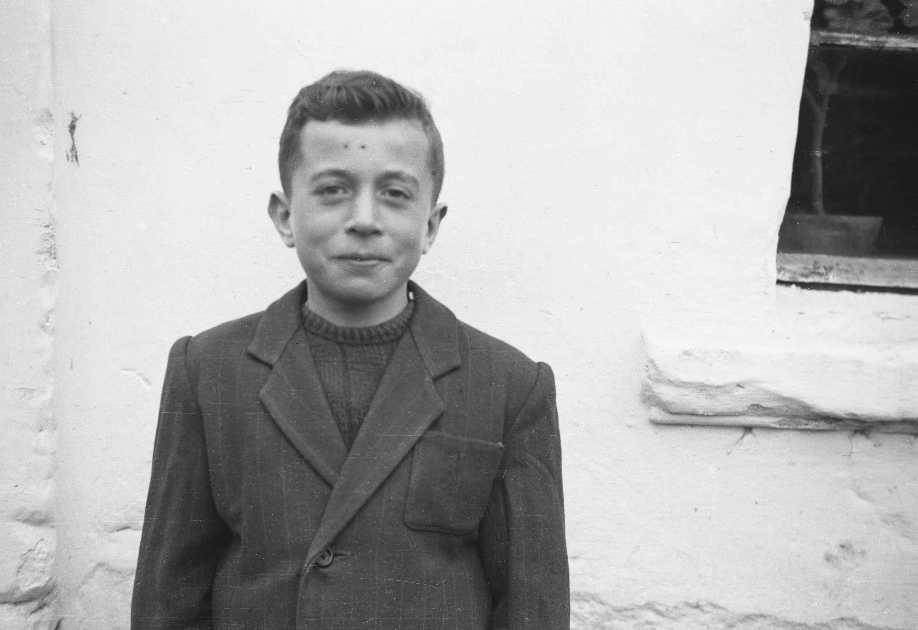 Kazik Jurczak, Brzózka, Dolny Śląsk, lata 50. XX w.