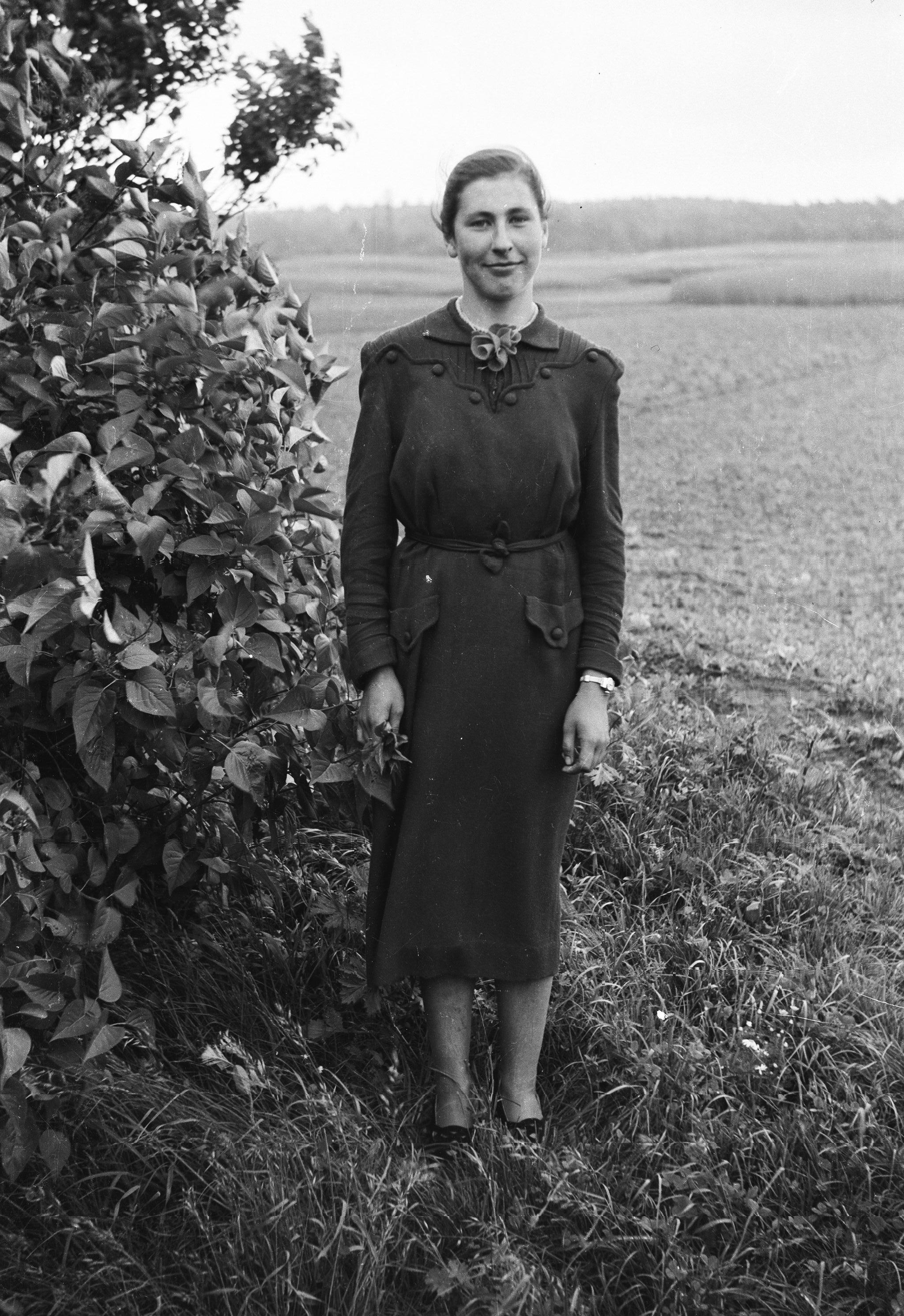 Janina Kuczma, Dolny Śląsk, lata 50. XX w.