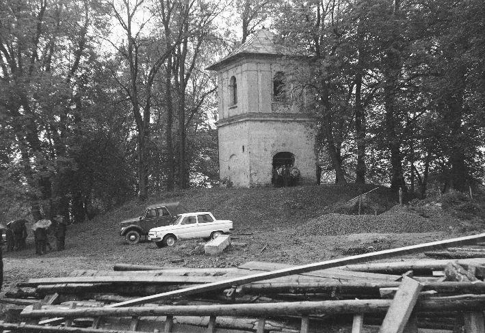 Dzwonnica, Sąsiadowice, lata 90. XX w.