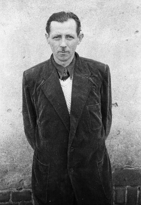 Pan Tolisz, Trzcinica Wołowska, lata 50. XX w.