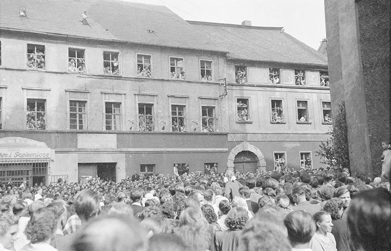 Bardo, Dolny Śląsk, lata 50. XX w.