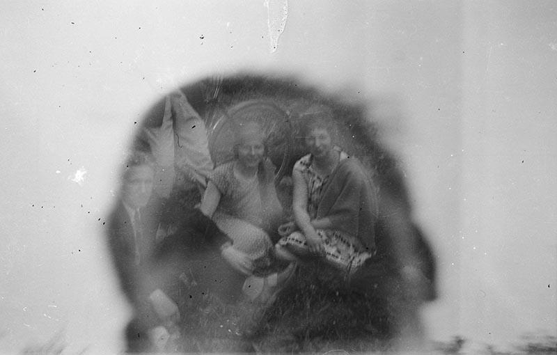 Józef, Basia oraz Józia, lata 50. XX w.