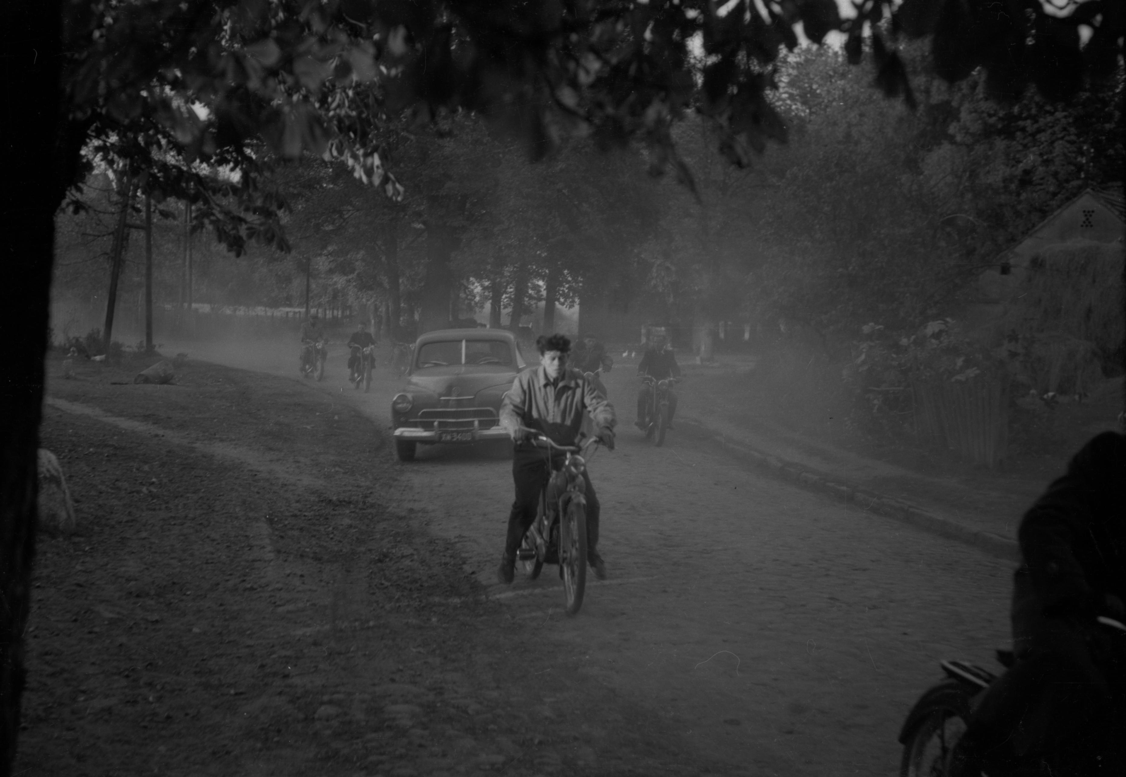 Lokalne wyścigi motocyklów, Dolny Śląsk, 2. poł. XX w.
