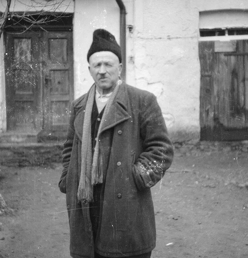 Władysław Czyżowicz, Brzózka, Dolny Śląsk, koniec lat 50 . XX w.