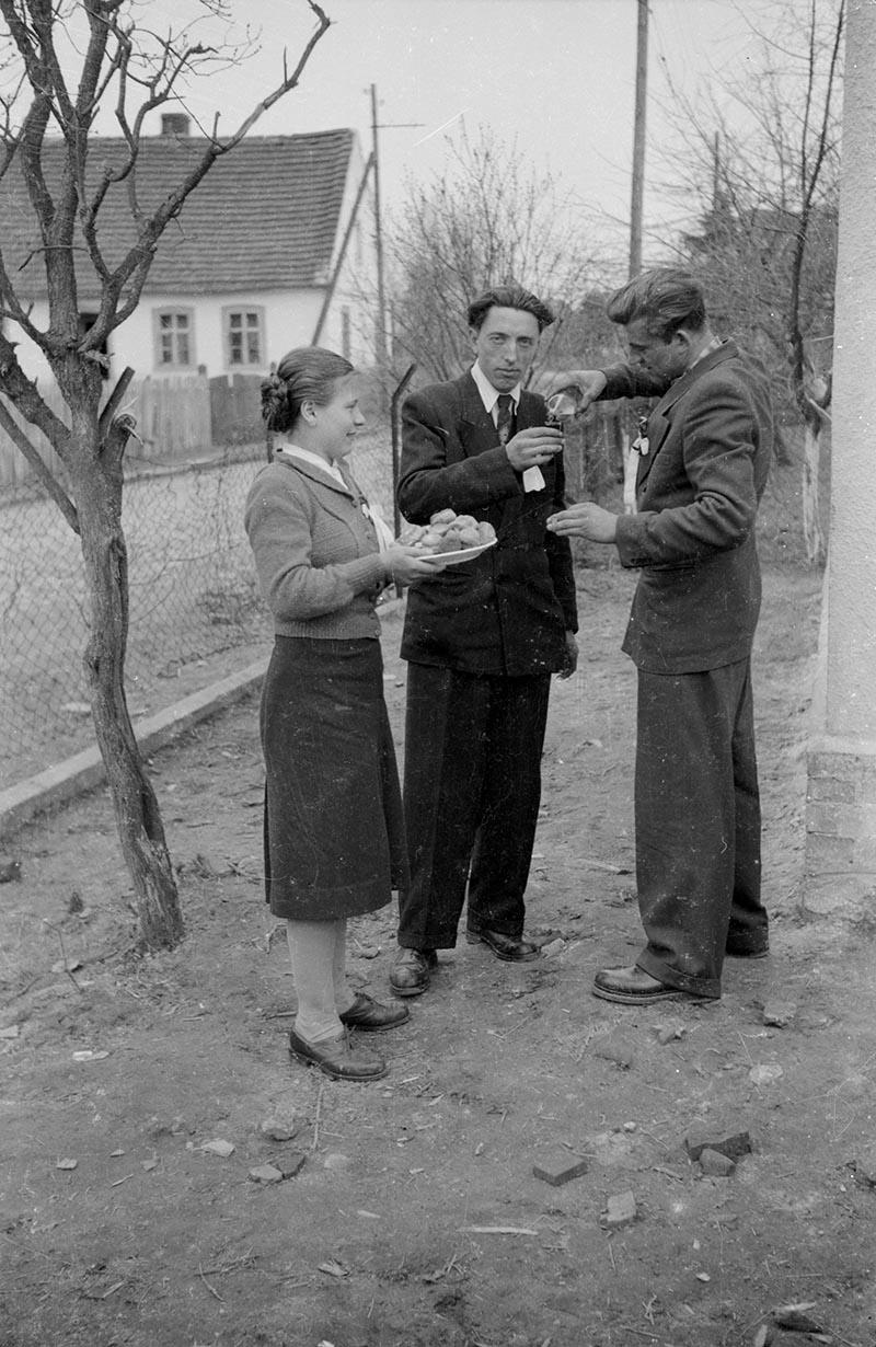Lanie wódki, Dolny Śląsk, 2. poł. XX w.