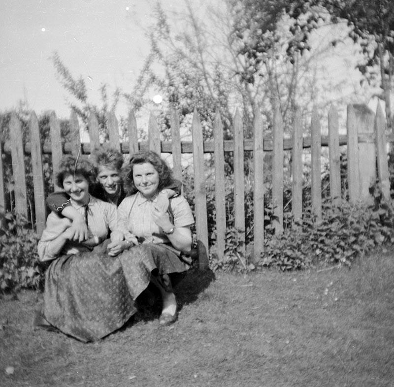 Uśmiechnięte towarzystwo, Dolny Śląsk, 2. poł. XX w.